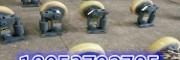 L30单轮滚轮罐耳装置矿用罐笼缓冲轮东达机电