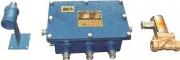 红外热释洒水|ZP127型矿用洒水直接安装使用