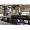 热态高密度缠绕管设备 HDPE结构壁缠绕管生产线